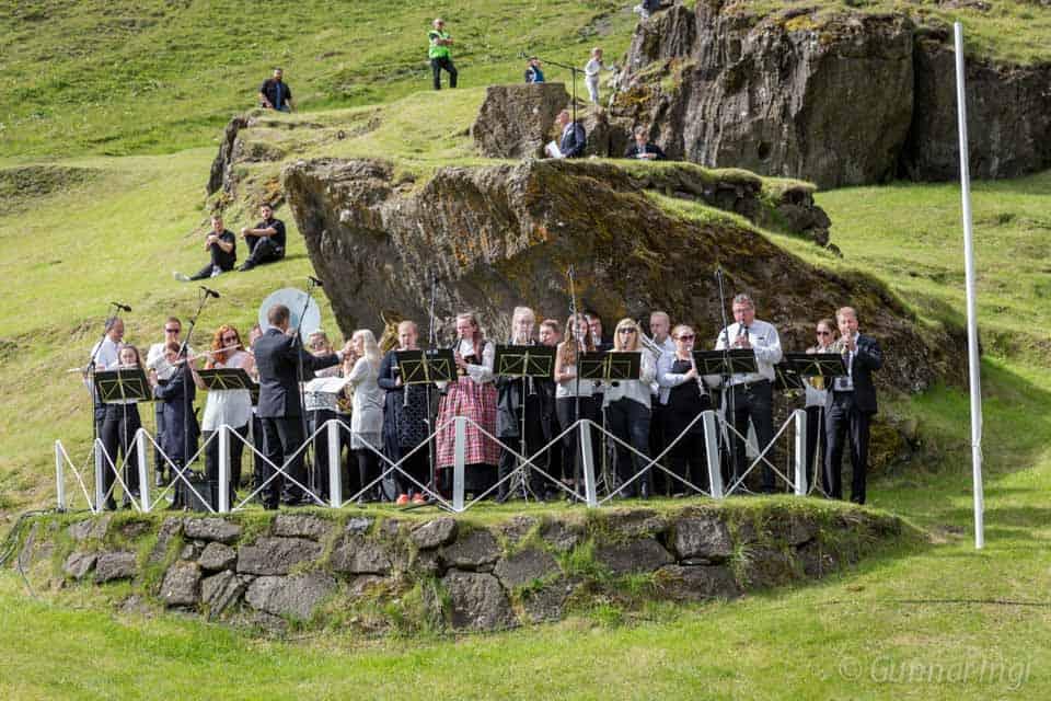 Þjóðhátíð